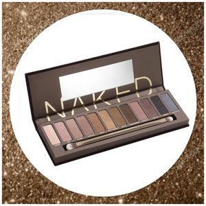 Original Urban Decay Naked Palette (Discontinued)